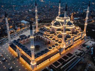tentang masjid camlica