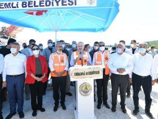 tender will open for cesmeli tasucu highway project