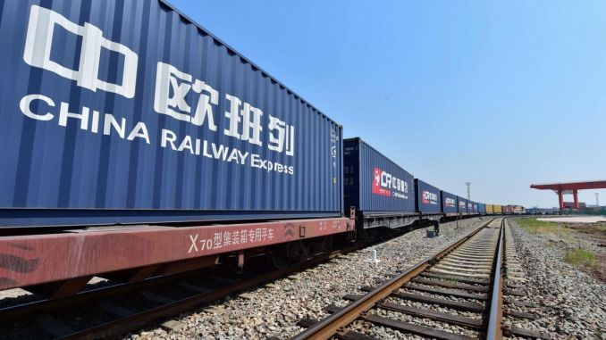 the second freight train from the day reached izmit kosekoye