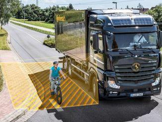 sistem pendukung belokan kontinental meningkatkan keamanan dalam lalu lintas