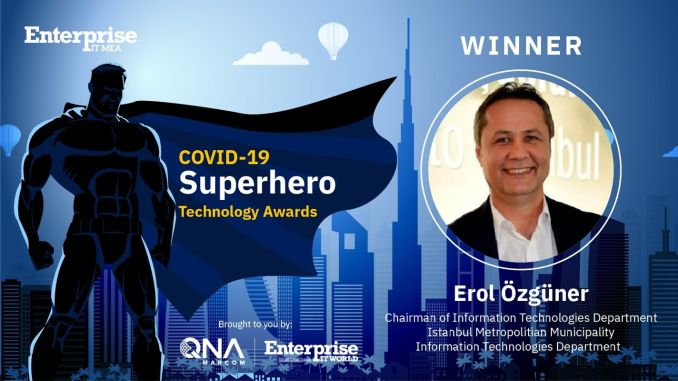 covid super hero technology prize awarded