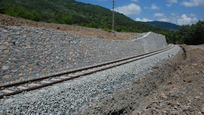 improvement of stone wall and road in the diyarbakir kurtalan line