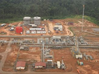 Natural gas producer improved company production facility systems with modernization