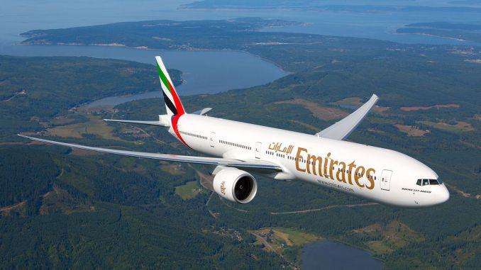 Emirate hat Städte zur Liste der Passagierziele hinzugefügt