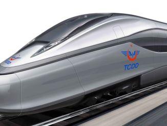 σταθερή στην παραγωγή του εθνικού τρένου υψηλής ταχύτητας του eskisehir