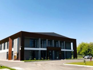 Dizajn a inovačné centrum Eskisehir sa skončilo