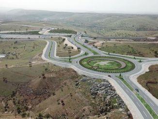 Rumah sakit kota Gaziantep akan dilengkapi dengan persimpangan yang rusak