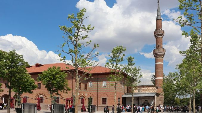 About the Haji Bayram i Veli Mosque