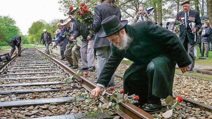 εκατομμύρια ευρώ για την ανάμνηση του ολοκαυτώματος από τον ολλανδικό εθνικό σιδηρόδρομο