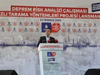 Az imamoglu istanbul probléma nem földrengéscsatorna tévedés