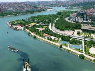 Desainer yang akan mengubah wajah Istanbul mendapatkan penghargaan mereka
