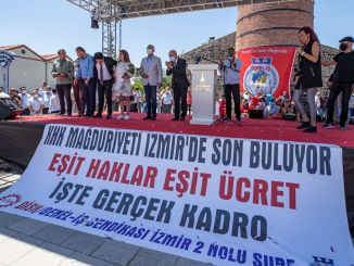 KHK Workers Get Social Rights in Izmir