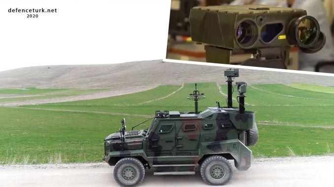 První dodávka gendarmerie sahingozu od termálních kamer