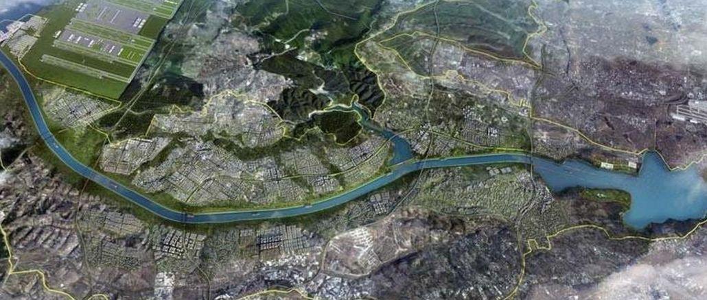 kanal istanbul cevresine kurulacak yeni sehrin detaylari netlesiyor