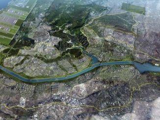 A csatorna részletezi az istanbul körül építendő új várost