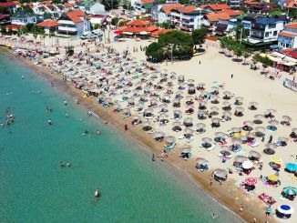 prices are fixed on the beaches of kocaeli