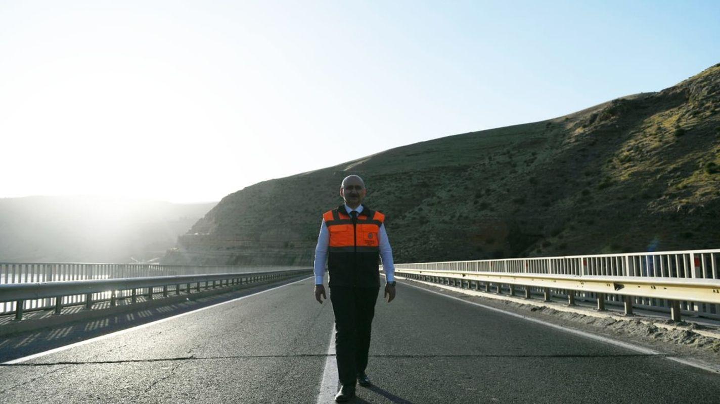 Between Kocaeli Sevindikli Interchange and TEM Izmit East Interchange will be Opened Temporarily