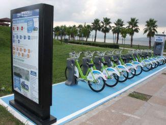 θα κινηθεί νομική δράση για όσους καταστρέφουν τα ποδήλατα του Kocaoğlu.