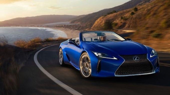 Lexus will show up at Venice Film Festival