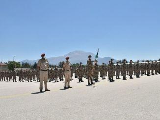 Pulau perwira Libya memulai pelatihan siswa militer di Spanyol