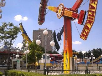 The emergency date of the funfair and thematic parks has been determined