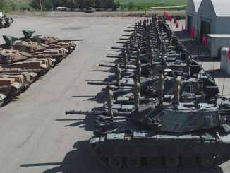Modernization activities of mt tanks have been completed