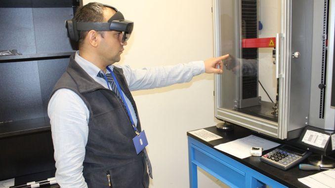 microsoftun yeni nesi hololens gozlugu turkiyede ilk defa insu teknik kullanildi