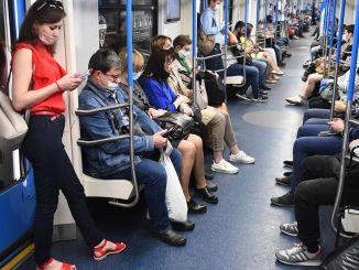 Száz kamera arcfelismerő rendszer moszkvai metróautókhoz