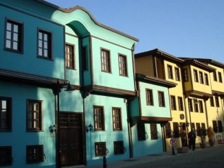 az odunpazari házakról