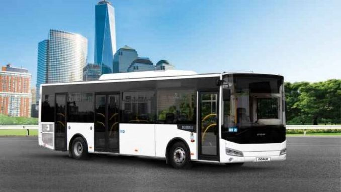 autonomous bus tests have been successfully completed