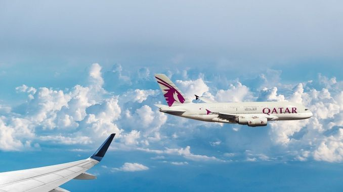 qatar airways baut sein Flugnetz mit seiner modernen und umweltfreundlichen Flotte weiter aus