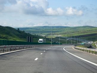 Contract was signed in craiova pitesti highway tender offered by the Turkish company in Romania.