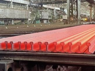 bsp plant of sail started production of vanadium rail