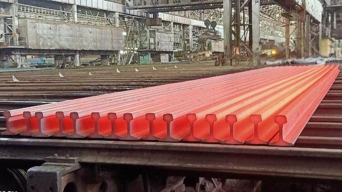 bsp plant of sail started production of vanadium rail