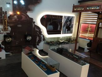 tcdd izmir to show its visitors the history of turkish railways