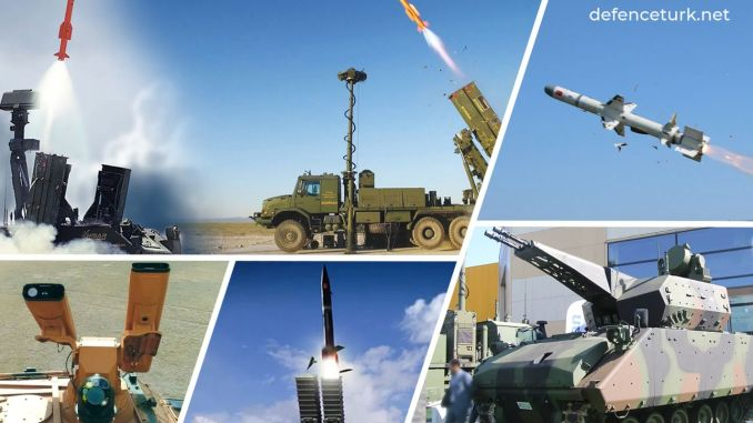 The last case of air defense missile and ammunition deliveries turkiyenin