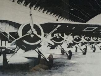 Прва фабрика авиона туркииенин томтас