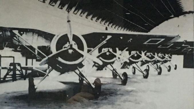 The first aircraft factory turkiyenin tomtas