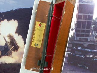 Turkiyenin prvý lokálny a národný delostrelecký raketový systém toros