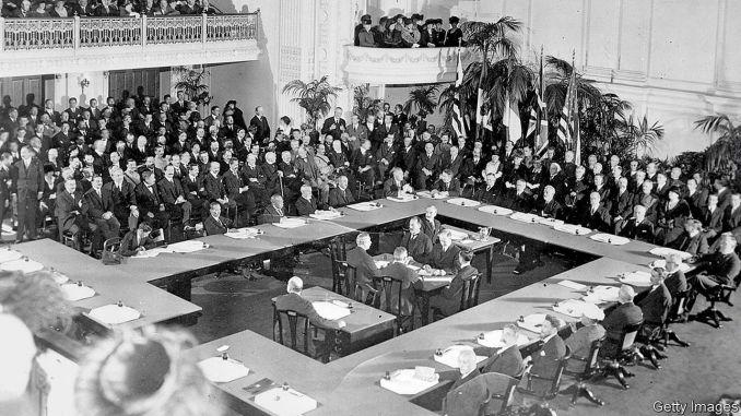 vassay peace treaty and its articles