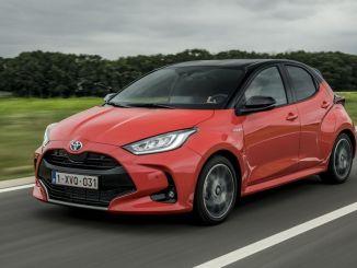 Nová súťaž Toyota v novembri ayinda turkiyede