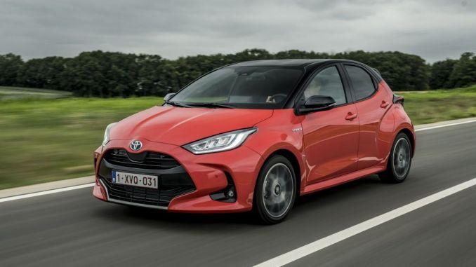 New Toyota contest november ayinda turkiyede