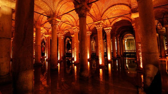 About the Basilica Cistern