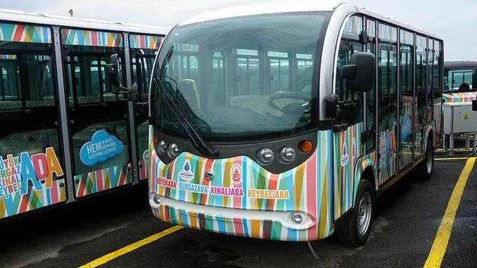 Adalar Electric Vehicle Tariff has been announced