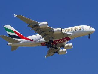 Emirates Flight Network untuk Menjangkau 77 Kota