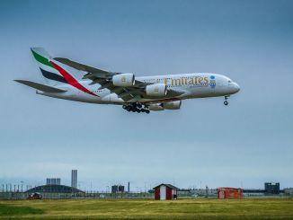 Emirates Flight Network