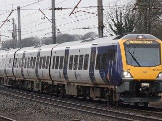 England west railway line