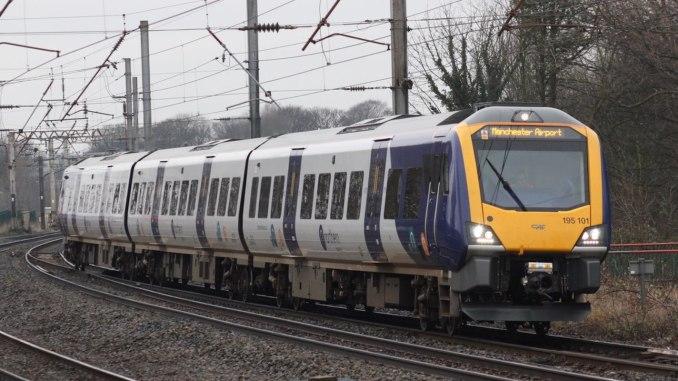 Tuyến đường sắt phía tây nước Anh