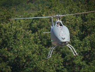 Helikopter tak berawak Airbus VSru terbang untuk pertama kalinya