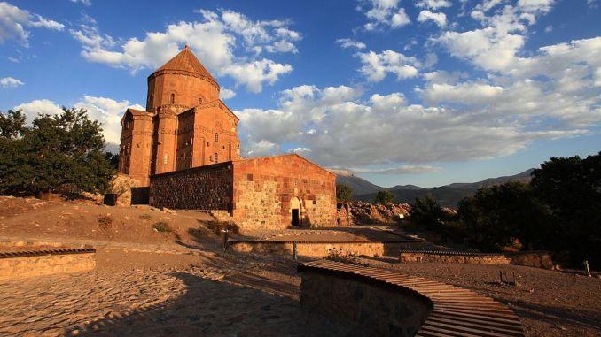 Akdamar templom, ahol a történelem és a történet